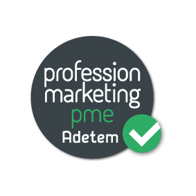 Logo Profession marketing little